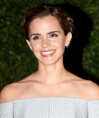 Emma Watson Doesn't Kiss and Tell—Here's Why