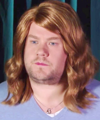 James Corden Spoofs the Oscars Emma Stone-Style