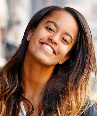 Malia Obama Heads to Her N.Y.C. Internship with Statement-Making Style