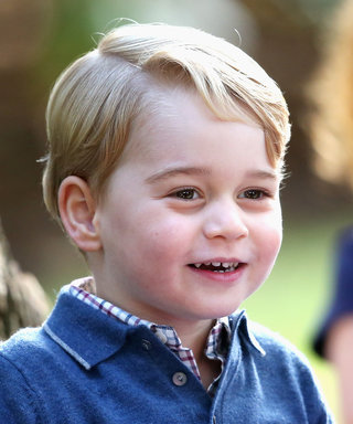 Prince George, Master Chef? Kate Middleton Reveals His Favorite Activity