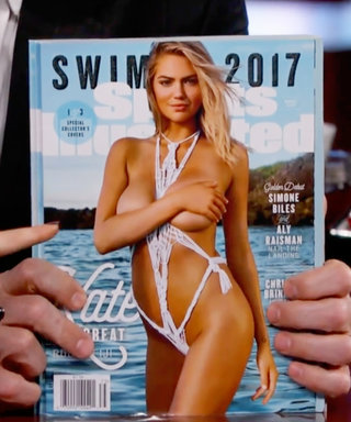 Kate Upton Is Sports Illustrated's Swimsuit Issue Cover Star
