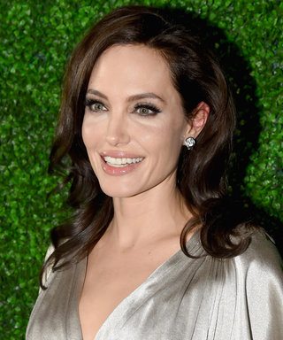 Angelina Jolie Strips Down in Guerlain's Dreamy New Fragrance Campaign