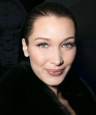 Bella Hadid and Dior Want You to Wear Blue Eye Makeup this Spring