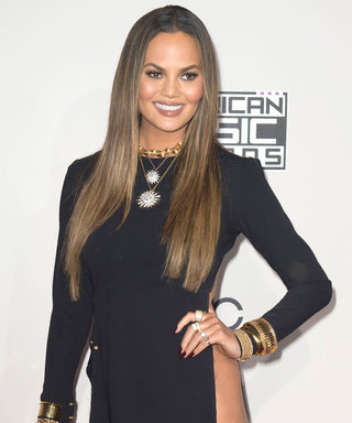 Chrissy Teigen Will Make You Feel Better About Your Fluctuating Weight