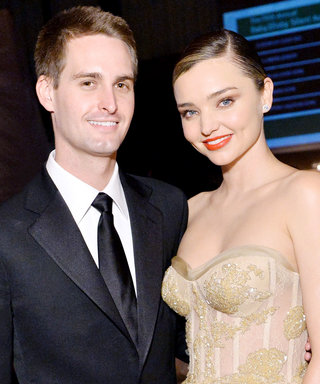 Miranda Kerr and Evan Spiegel Are Married!