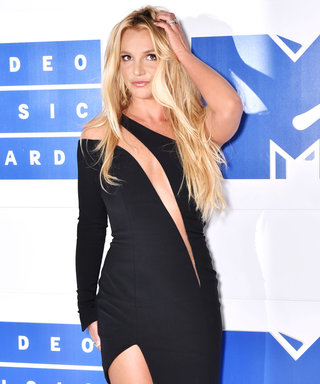 Britney Spears Put on Her Own Fashion Week Show for the 'Gram