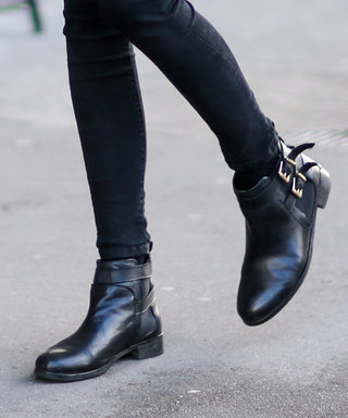 Paris Street Style Trend Alert: The Spring Boot