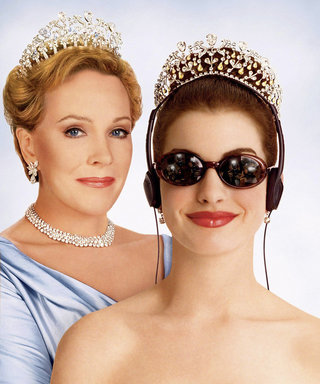 Julie Andrews Raises Our Hopes for Princess Diaries 3