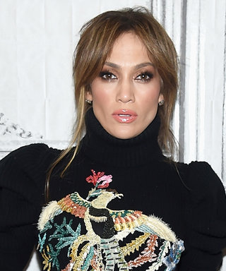 Who's Chicer: Jennifer Lopez or Her Bird?