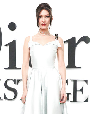 Bella Hadid Lived a Parisian Fairy Tale at the Dior After-Party
