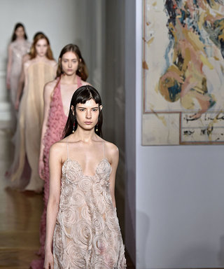 Here's How You Can Live Stream the Valentino Fall 2017 Runway Show