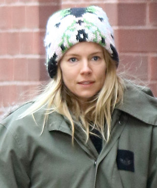 Sienna Miller Takes Dog Walking Style to a Whole New (and Chicer) Level
