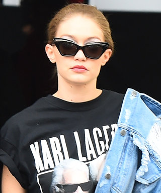 Gigi's Hadid's Latest Style Obsession Is Less Than $150
