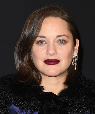 Marion Cotillard's Face Looks Completely Different for a Good Reason