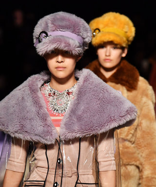 Here Are the Best Looks from the Miu Miu Fall 2017 Runway Show