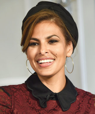 The Exact Workout Eva Mendes Does to Maintain Her Post-Baby Shape