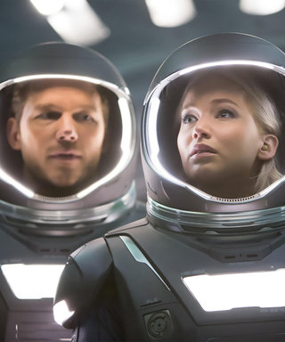 Watch Jennifer Lawrence and Chris Pratt Crack Each Other Up in This Blooper Reel