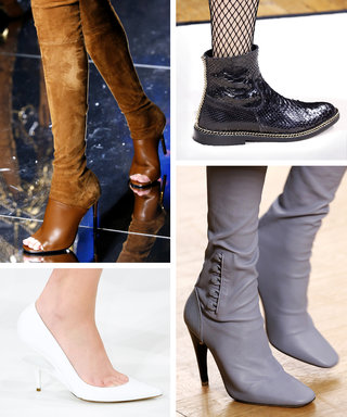 All the Best Shoes from Paris Fashion Week
