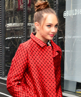 Maddie Ziegler May Be the Next Street Style Star