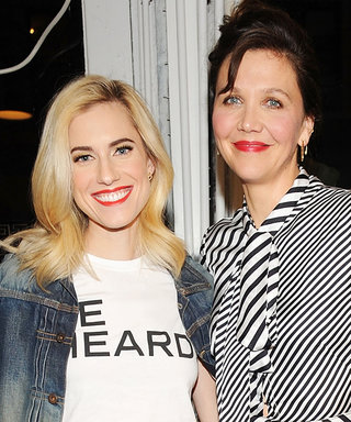 Allison Williams and Maggie Gyllenhaal Share Their Feminist Views at Keds's Be Bold Event