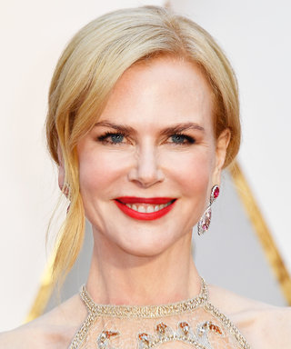 Nicole Kidman Reveals the Reason Behind Her Awkward Oscars Seal Clap