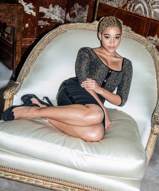 Amandla Stenberg on Gender, Fashion, and Self-Expression