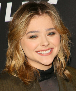 Chloë Grace Moretz Just Chopped Her Hair Even Shorter