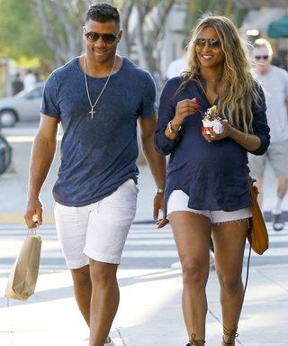 Ciara and Russell Wilson Match Outfits on Low-Key Date