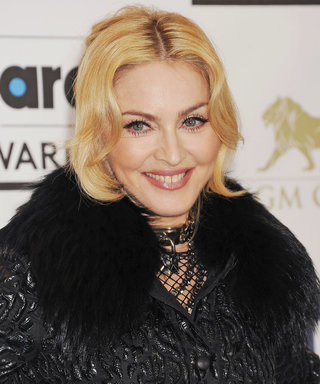 Madonna Dresses Up as Beauty AND the Beast