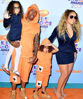 Mariah Carey, Nick Cannon, and the Twins Were Twinning