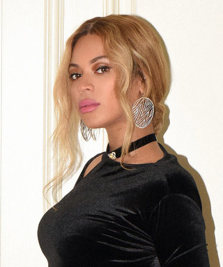 Beyoncé and Her Bump Go High Style in a Tiny Minidress