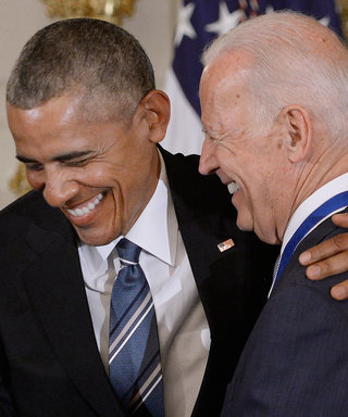 The Obama-Biden Bromance Is Heading to a Big Screen Near You