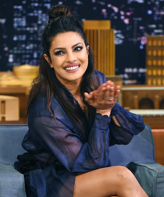 Priyanka Chopra Gets Completely Smeared in Paint for Holi