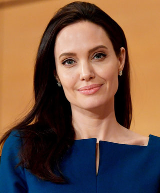 Angelina Jolie Visits Buckingham Palace and Goes Book Shopping with Her Kids