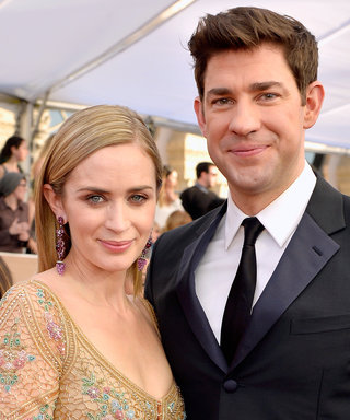Emily Blunt and John Krasinski Are Starring in Their First Feature Film Together