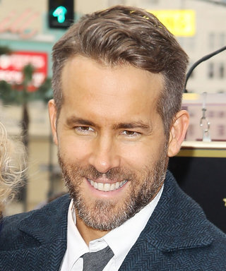 "Ryan Reynolds Would Rather ""Drink Hot Liquid Rabies"" Than Fly with His Kids"