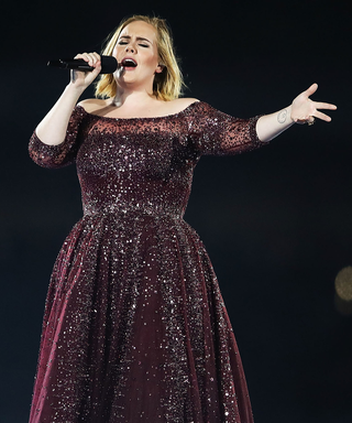 Adele Enters Her Concert—In a Box?