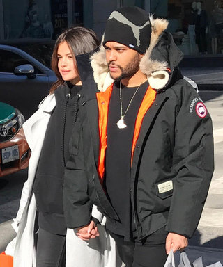 Selena Gomez and the Weeknd Can't Stop the PDA During Day Date
