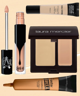 These Full-Coverage Concealers Will Hide Your Skin's Biggest Secrets