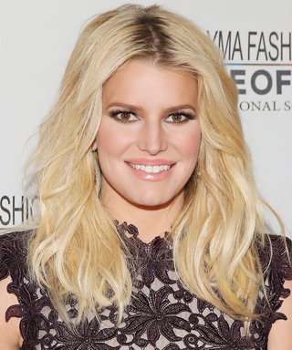 Jessica Simpson Slips Back into Her Daisy Dukes for Spring