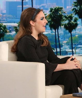 Lena Dunham Isn't Here for Your Weight Loss Criticism