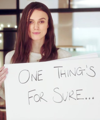 Love Actually Stars Use Signs to Hilariously Debate: Who Aged the Best?