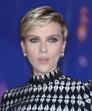 Scarlett Johansson Just Showed Us How to Wear a Feather Dress