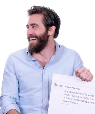 Ryan Reynolds and Jake Gyllenhaal Answer Google Autocomplete Questions