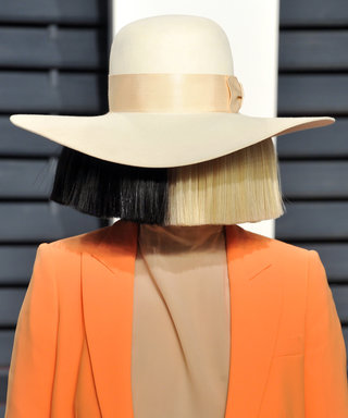 Behold: Sia's Face