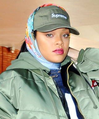 Rihanna's Outfit Has So Much Going on, We Don't Know Where to Begin