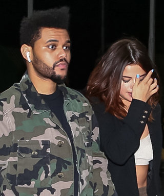 Selena Gomez Looks Totally Smitten with The Weeknd at His Latest Concert