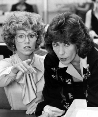 Lily Tomlin Tried to Quit 9 to 5 After the First Week