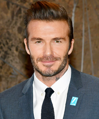 Can You Handle David Beckham's Gruesome Transformation from the New King Arthur Movie?