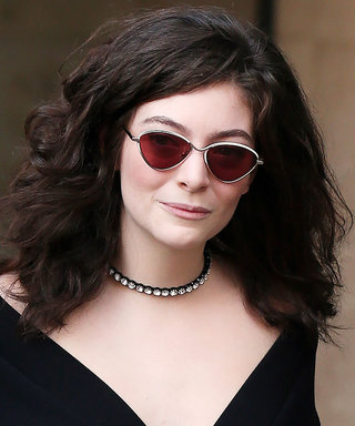Lorde Anchors Her Sexy Look with the $80 Sneakers Celebs Love